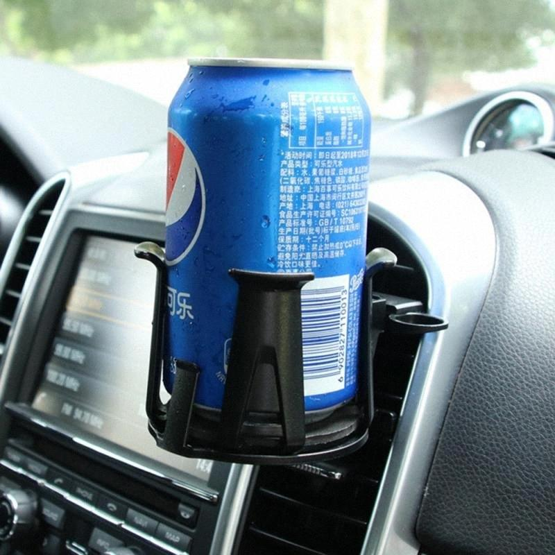 Boisson Outlet Universal Car Air Support Voiture Camion Boisson Bouteille d'eau Coupe Can Holder Porte support pour fixation porte-gobelets CFND # Accessorie