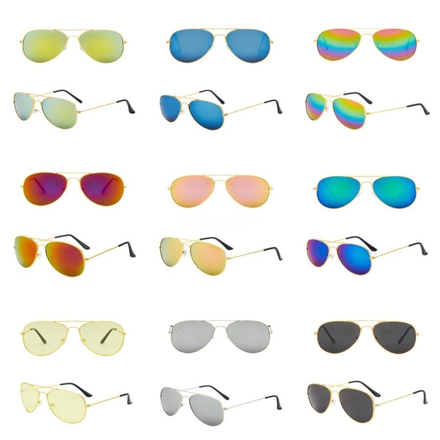 7 Farben Octagon Sonnenbrille Unisex UV-Schutz Sonnenbrillen Outdoor-Sport Retro Sonnenbrillen Outdoor Brillen CCA11717 1Pcs # 421