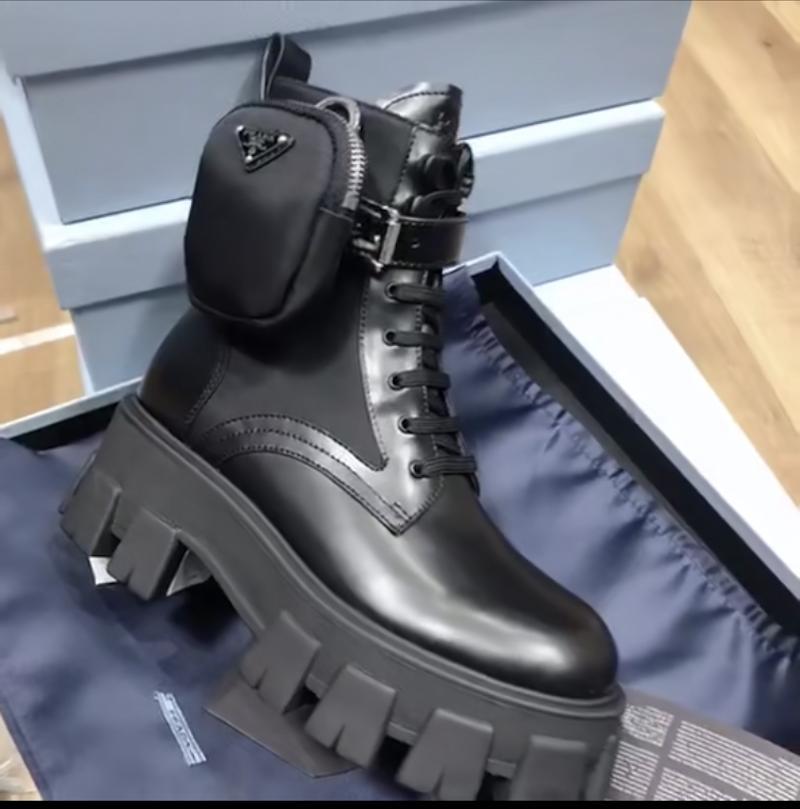 الكاحل مارتن أحذية للمرأة ناعم رويس أحذية جلدية ريال نايلون مع أحذية القابل للإزالة كيس اسود سيدة في الهواء الطلق الجوارب أستراليا مع صندوق