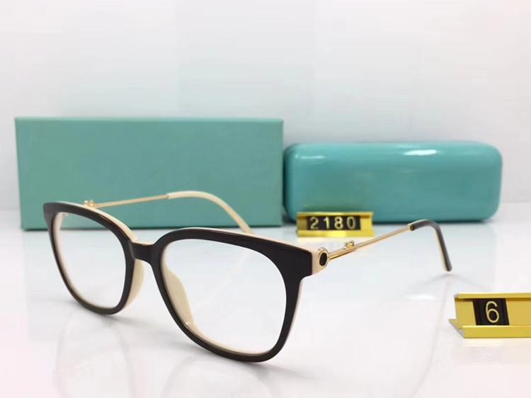 2020 Newarrival TF2180 femmes eleglant monture de lunettes optiques pour des lunettes légères de 54-18-145 prescription cas plein set freeshipping UV400