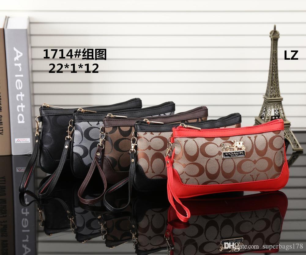 BBB LZ 1714 En iyi fiyat Yüksek Kalite kadınlar Bayanlar Tek el çantası taşımak Omuz sırt çantası çanta çanta cüzdan