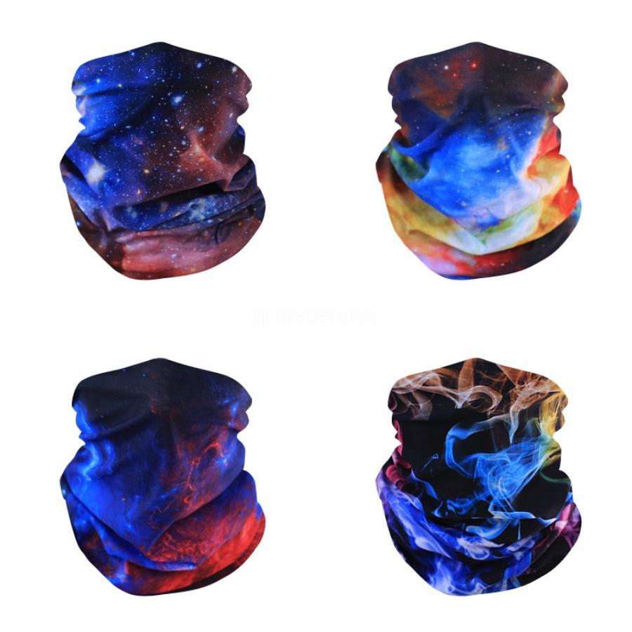 Доставка Открытый Бесшовные Бандана 3D бабочки печать Магия шарф высокого качества задействуя оголовье головной убор езда Маски 6 Стили L354FA # 788