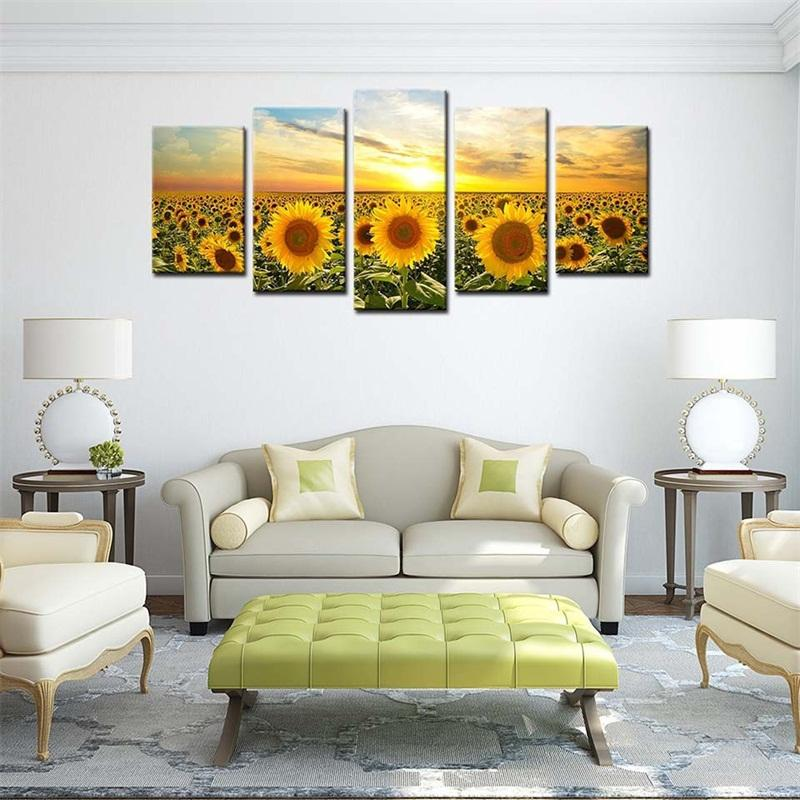 2020 Sunlight Sunflower Painting Home Decor Drawing Core Eco Friendly Universal Popular Poster With High Quality No Frame 32yp J1 From Highqualityok2 17 81 Dhgate Com