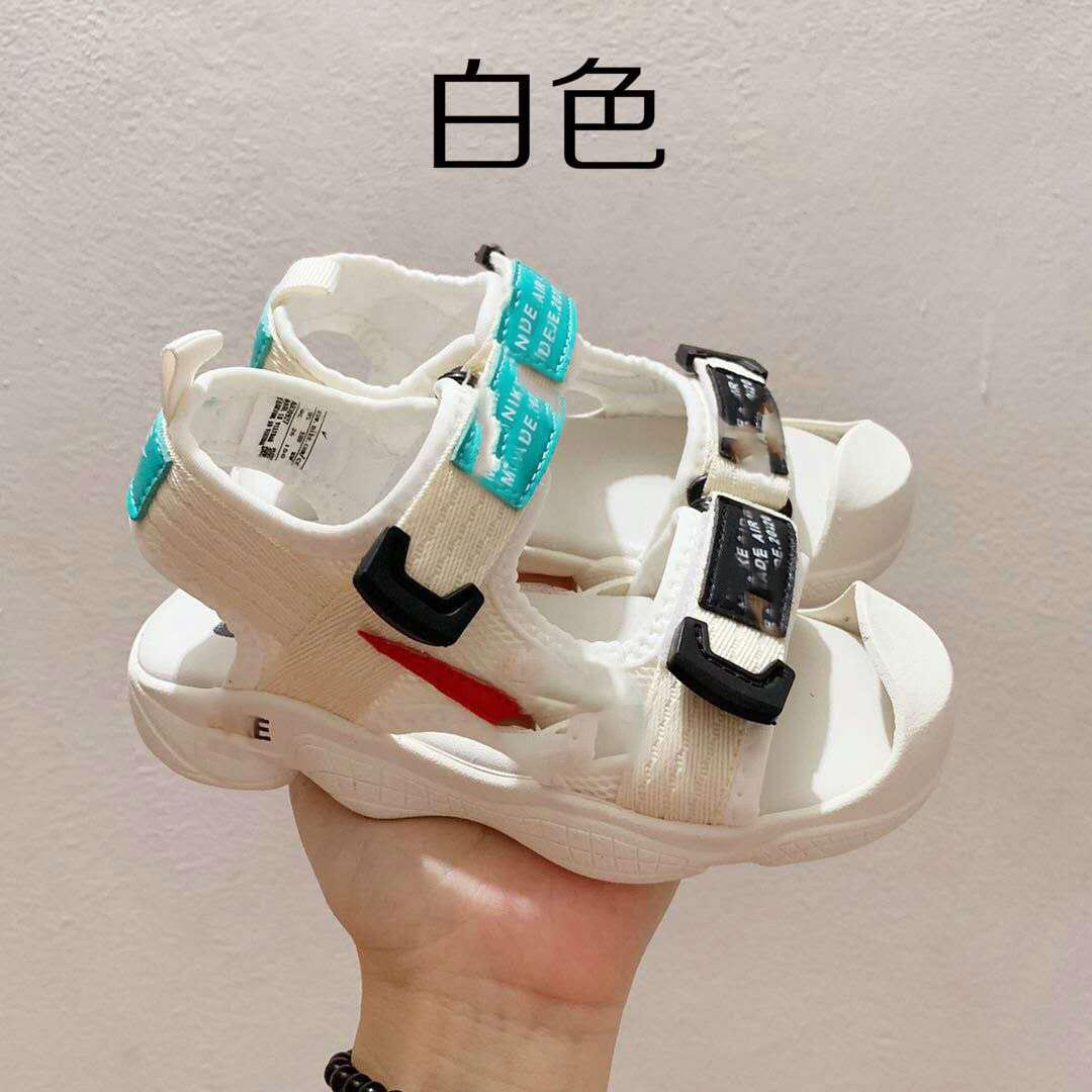 Childrens Cream Kids Girls Candy Macaron Running Shoes 1s Low Tropical Half slippers Twist Sports one Skateboard Baby Boy loafers Sneakers