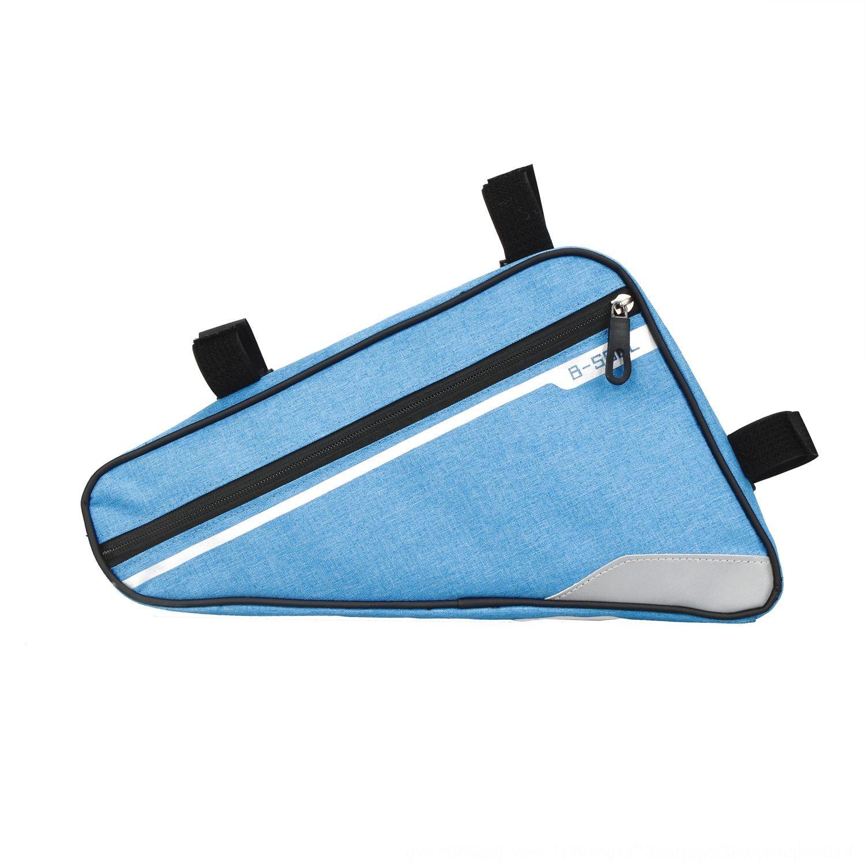 Bsoul треугольник автомобиль сумка езда Водонепроницаемая емкость седло велосипеда сумка горная дорожная трубка балка большой велосипед XEVMI