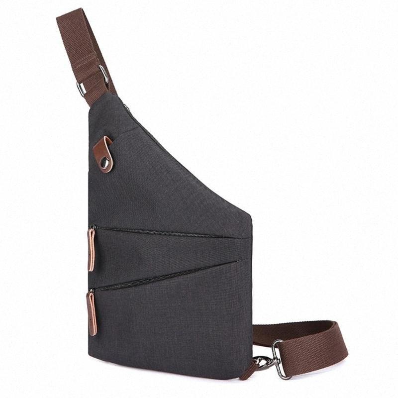 Mens Chest-Taschen Anti Splash-Material Anti Taschen Diebstahl beweglichen Convenient Sicher feste beiläufige Art Tag Taschen DFFS # Clip