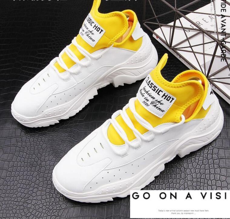 blanco del verano ENTRENADORES mosaico de punk transpirable zapatos mocasín hip hop jóvenes hombres casual zapatos del estudiante zapatos del tablero trave Sapatilhall