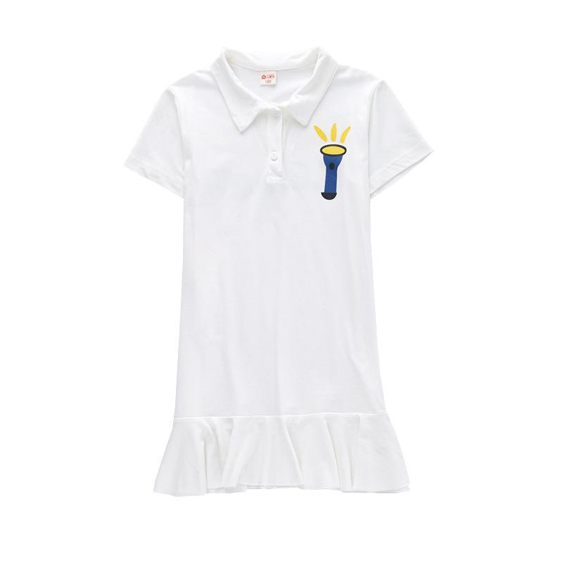 Vestono New Spring e Autunno Childrens Childrens Childrens Moda Primavera Abbigliamento Gonna Moda Estate