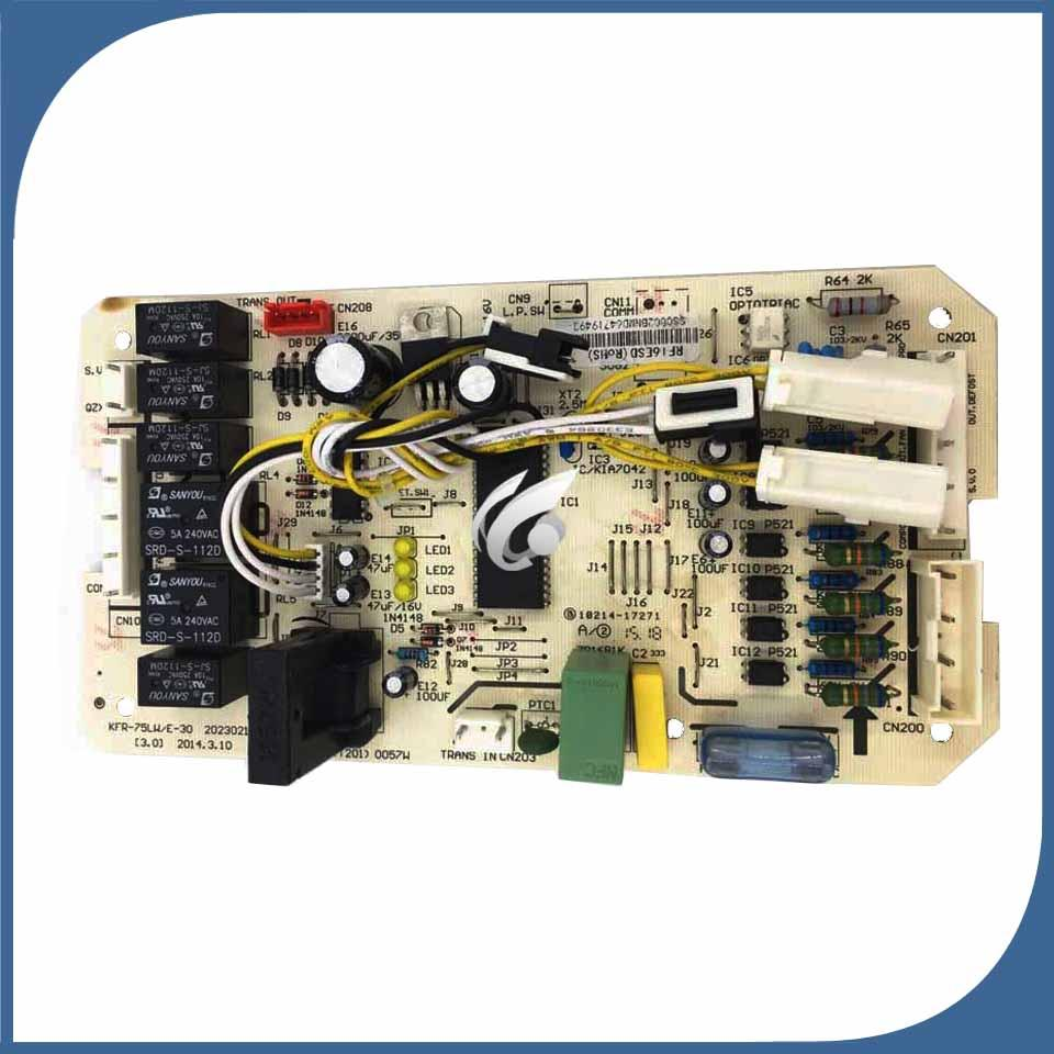 klima Bilgisayar kurulu KFR-75LW / E-30 RF16LW için / ESD KFR-120W / S-520 PC Board