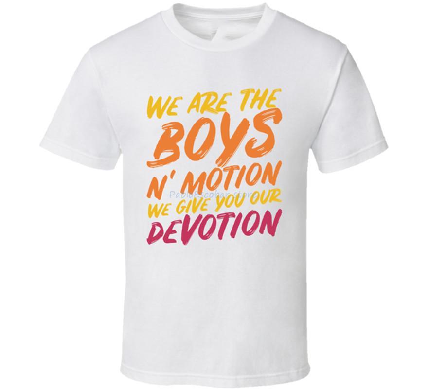 Yeni Boys In Motion'S So Raven Kurmaca Erkekler'S Tişört Giyim Boyutu S-2XL That Pamuk Kısa Kollu Tee Gömlek