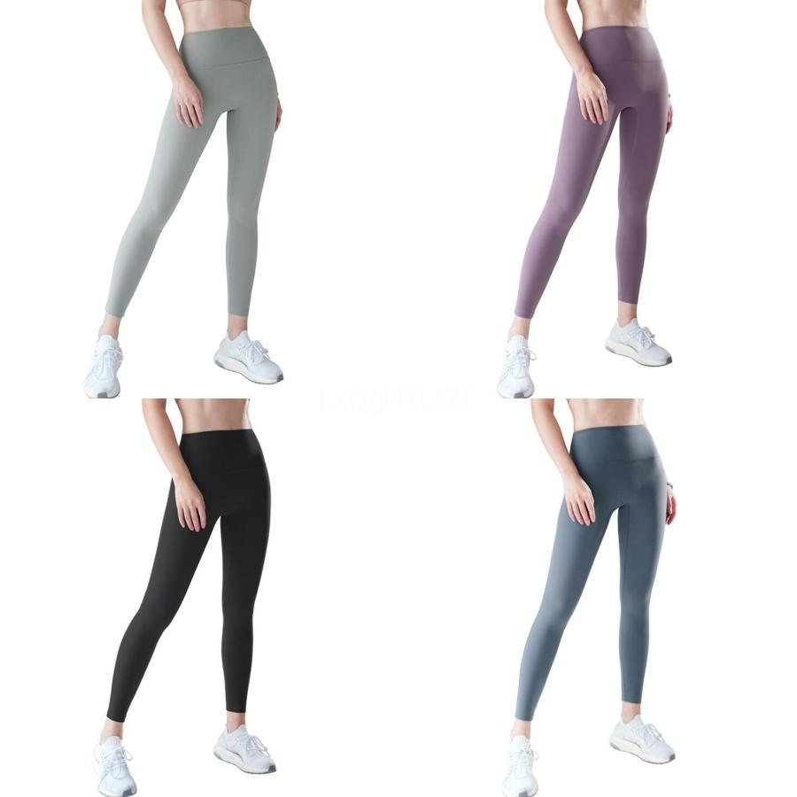 New Stretchy Ot Sell Women Fitness Leggings Running Pants Female Sexy Slim Trousers Lady Dance Pants Soft Material Yoga Legging FS5785#916