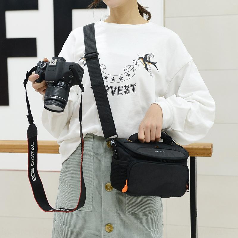 Sony Micro singola macchina fotografica sacchetto della carta a6000a6300a5100 di spalla borsa fotografica A7M2 adatto impermeabile per la macchina di carta Sony