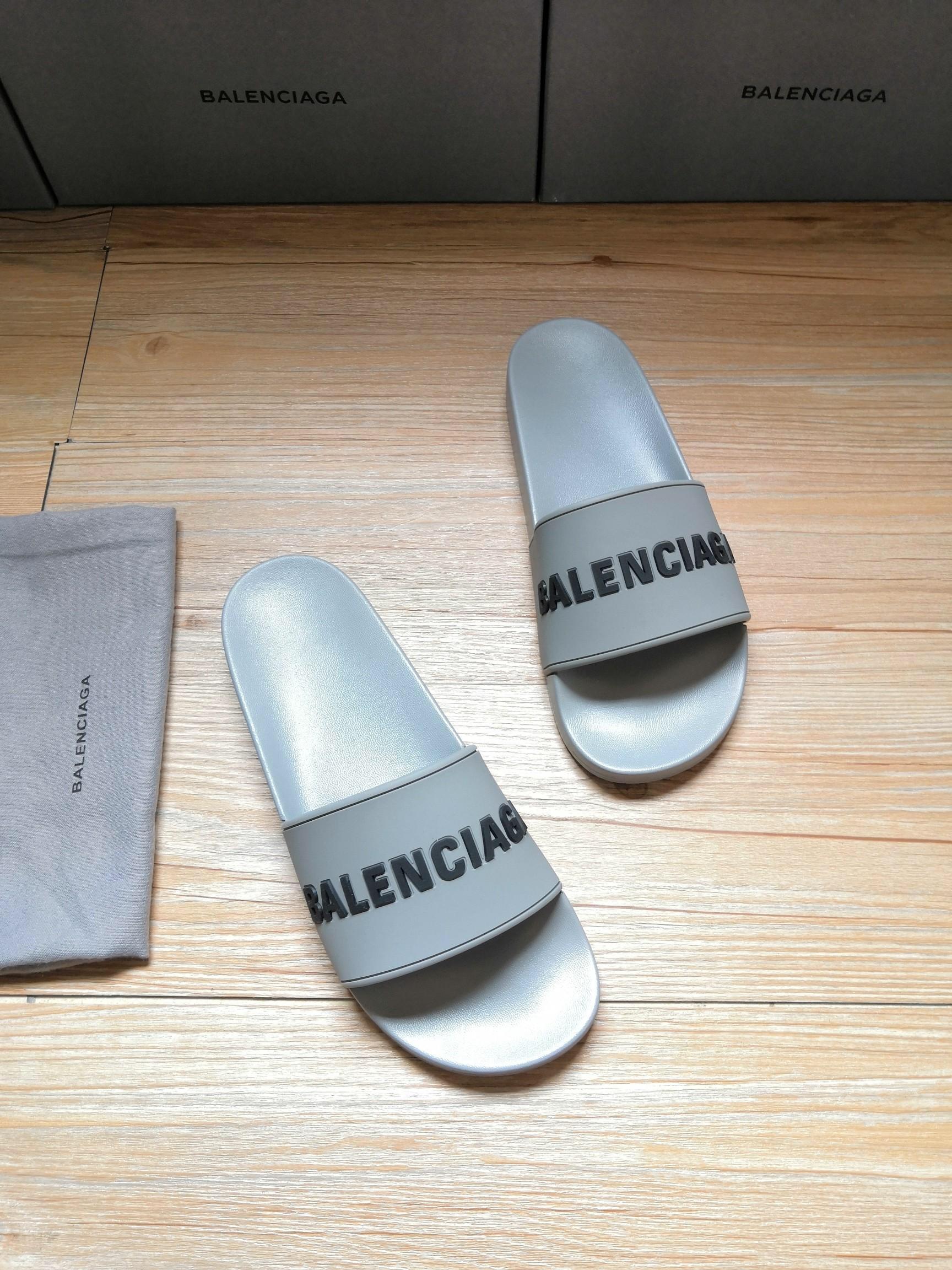 migliori scarpe di design di qualità diapositive Summer Beach coperta lettera piatto donne pantofole dei sandali uomini Infradito sandalo con Box 8005