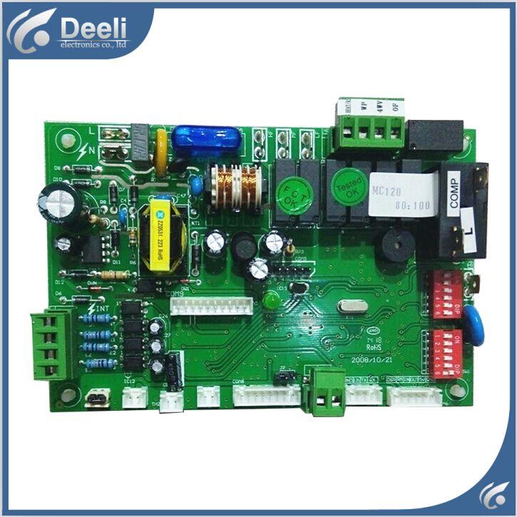McQuay para conductos de aire del acondicionador de aire de la placa base MC120 control de la máquina de mesa máquina de la tarjeta de circuitos tablero de cassette de techo PC