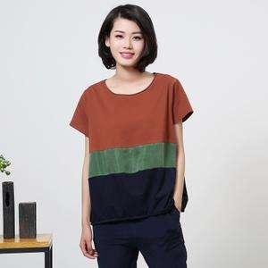 2020 Summer Fashion T Shirt Women Woman brown Tshirt