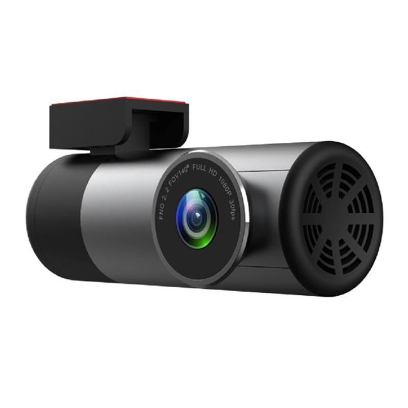 Смарт тире Cam 140 градусов Мини 1080P Full HD Wifi Автомобильный видеорегистратор видеокамера G-Sensor Driving Recorder