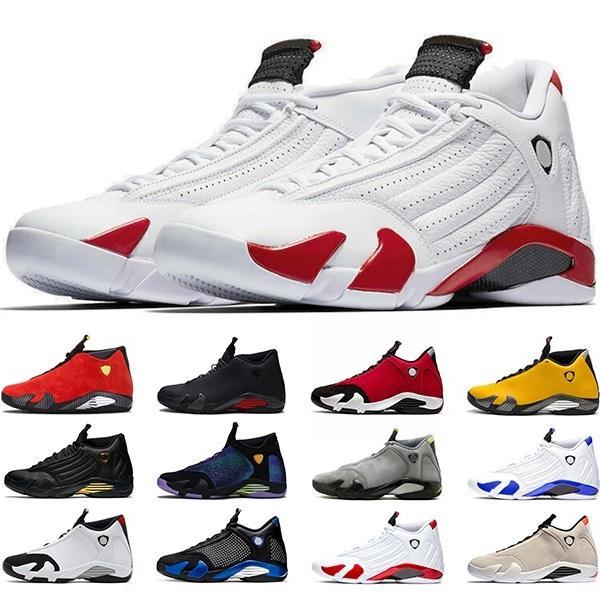 2021 أحذية كرة السلة 14 14 ثانية الصالة الرياضية الحمراء الأسود كاندي قصب doernbecher رجل المدربين الرياضة أحذية رياضية المتسابقين حجم 40-47