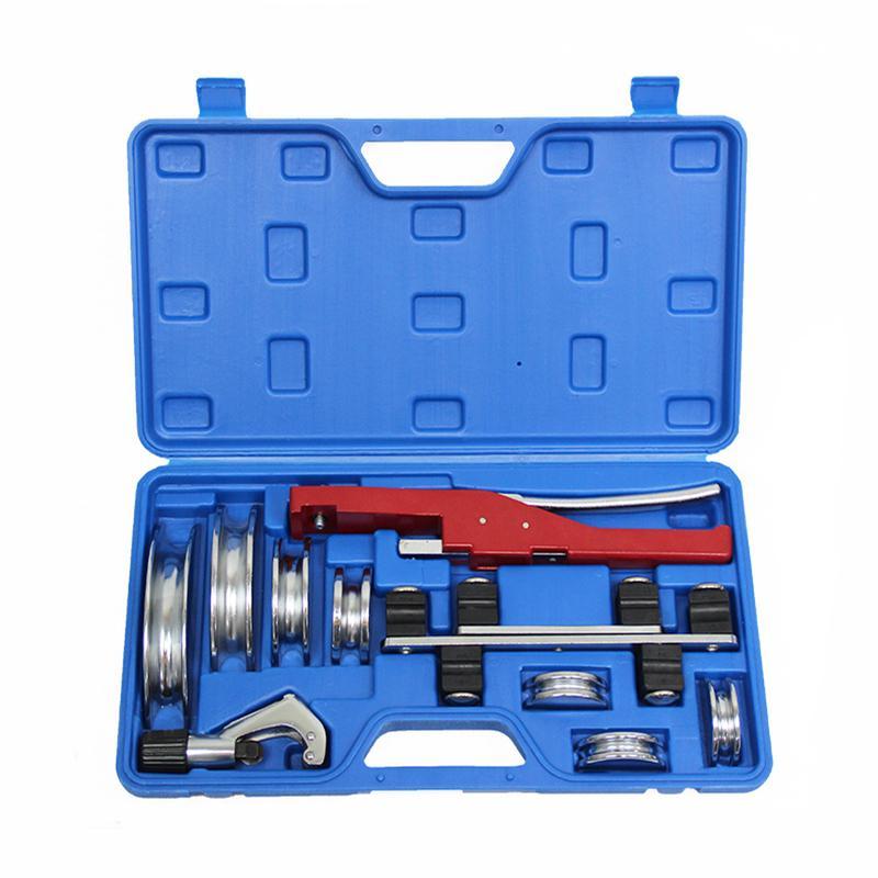 tuyau d'air conditionné bender outil de cintrage tube de cuivre à 6 kits de cintrage de tubes de tube en aluminium de 22 mm mince SS