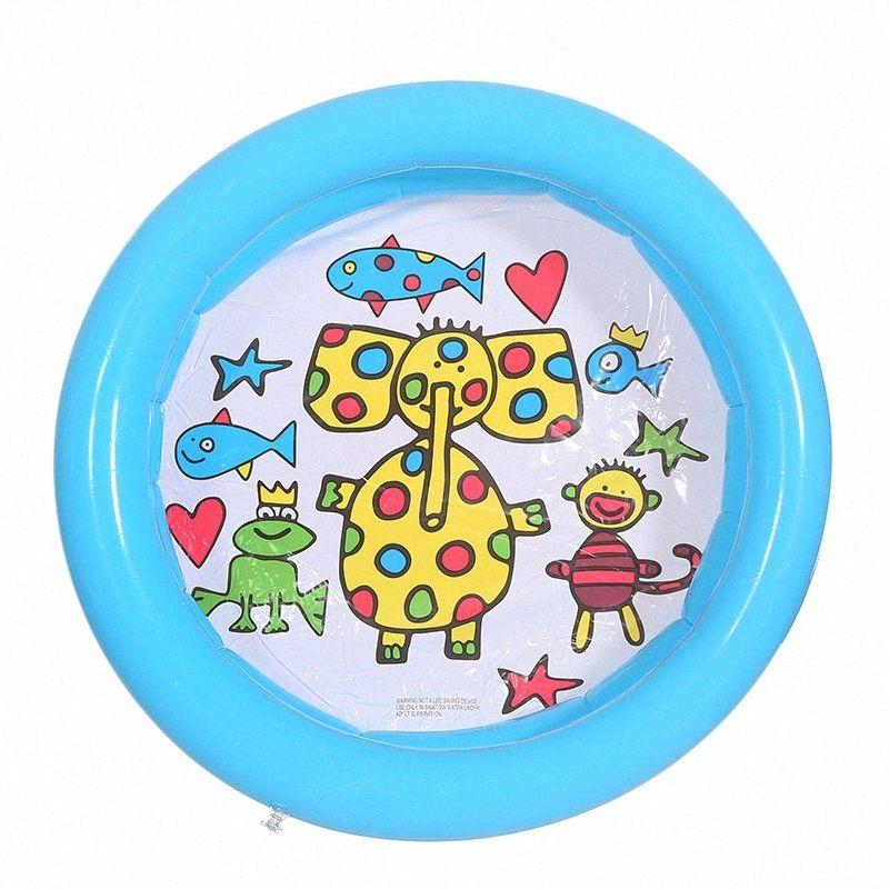65cm Piscinas inflables niños piscina del bebé del verano del niño Watertoys para la Ronda niños jugar a la pelota piscina piscinas hinchables Su2N #
