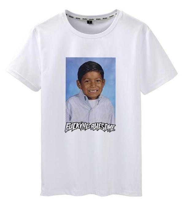 2020 novos amantes camisas homem mulheres t-shirt ocasional mangas curtas CARALHO moda IMPRESSIONANTE ulzzang roupa tees outwear tee partes superiores de qualidade