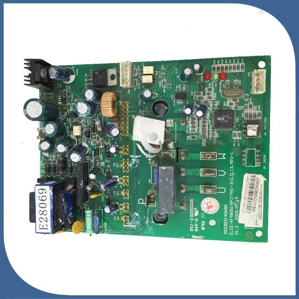buen funcionamiento de aire acondicionado tablero utiliza ELCE-KFR80W / BP2T4N1-310.D.13.MP2-1 ELCE-KFR80W / BP2T4N1-310 placa del módulo de potencia