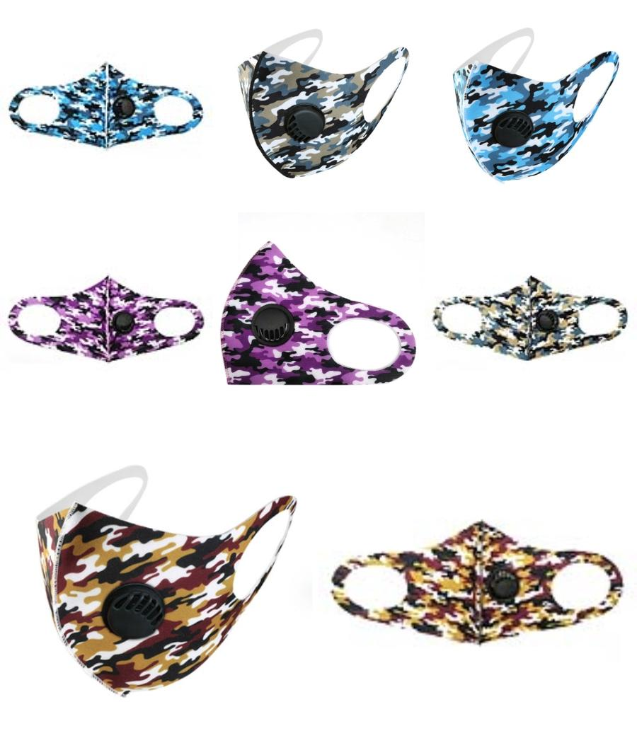 Designer Printed Women Silk Magic Skull Scarf Face Mask 14 Styles Chiffon Handkerchief Outdoor Windproof Half Face Dust-Proof Sunshade Ma#387