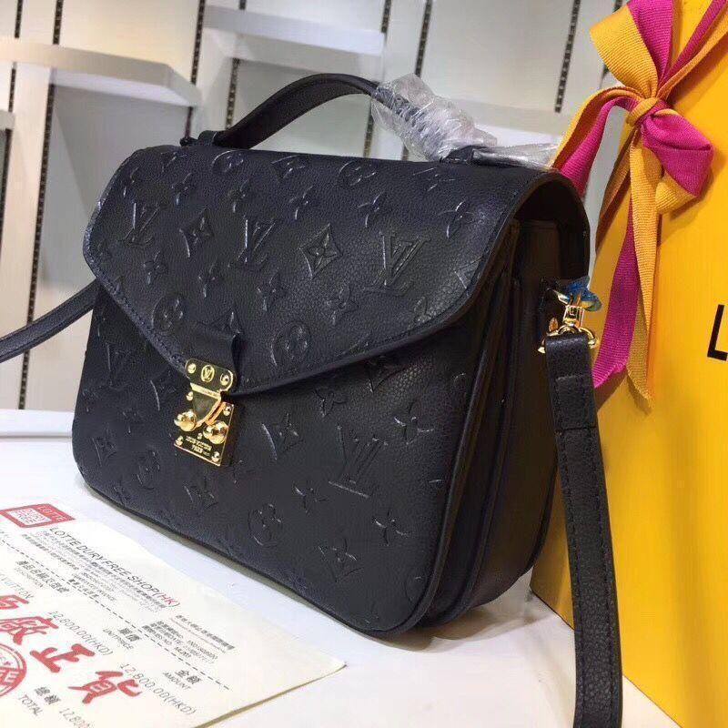 borsa all'ingrosso nuovo orignal vero genuino spalla cartella di modo Borsa donna in pelle borsa Messenger bag pacchetto presbiti cellulare