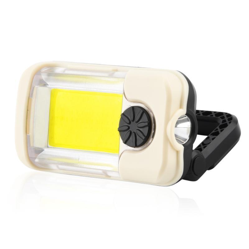Портативные фонарики COB LED 1000LM Рабочий светильник USB аккумуляторная лампа безопасности