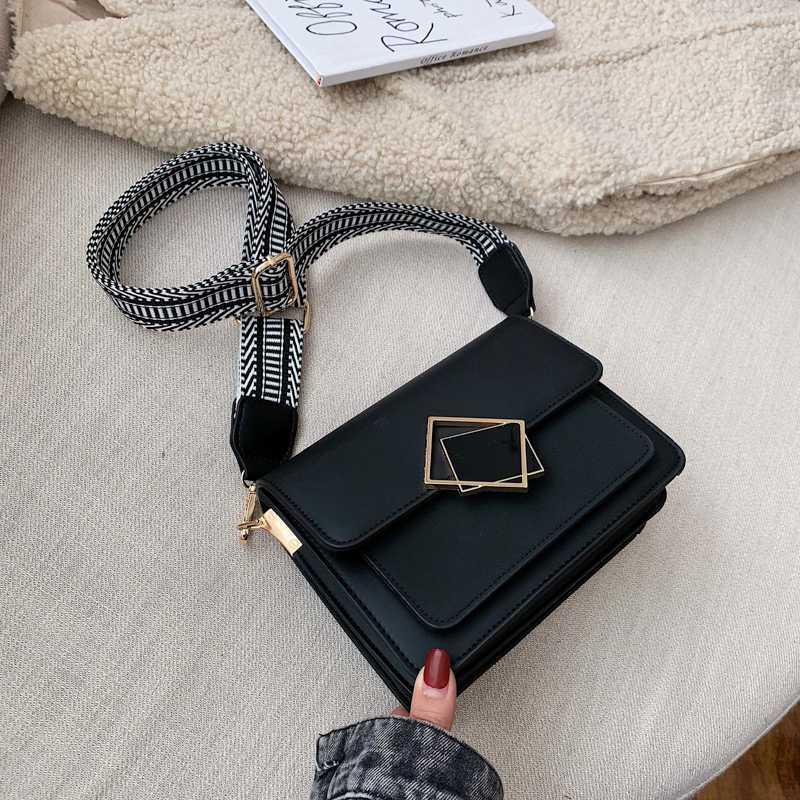 Borsa piccole borse a messenger Borse 2020 Donne per donne Designer Designer Square Borse di lusso Fashion Crossbody Bags Lospa