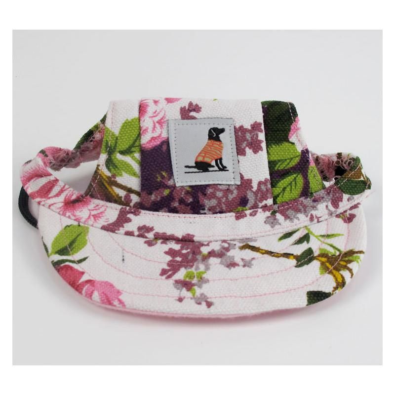 Cão animal de estimação respiras chapéus com orifícios orelha correias ajustáveis esporte tampões de beisebol protetor sol chapéu para cães acessórios ao ar livre