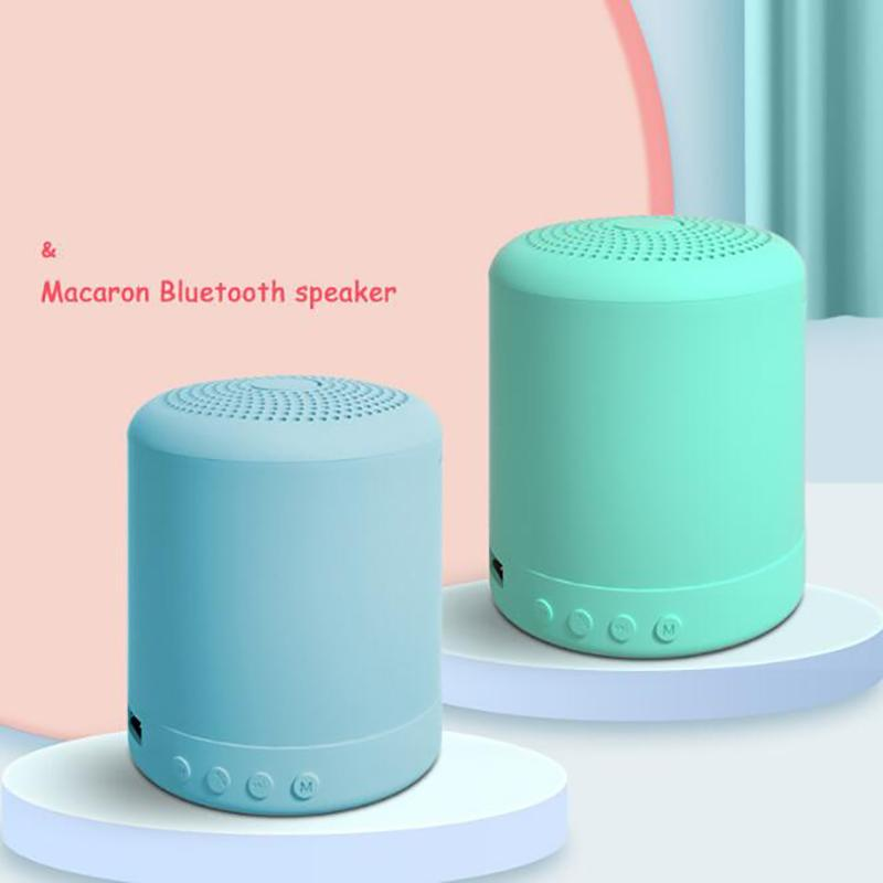 New MINI Wireless Bluetooth Speaker TF USB card Music Sound Box for mobile phone computer laptop subwoofer