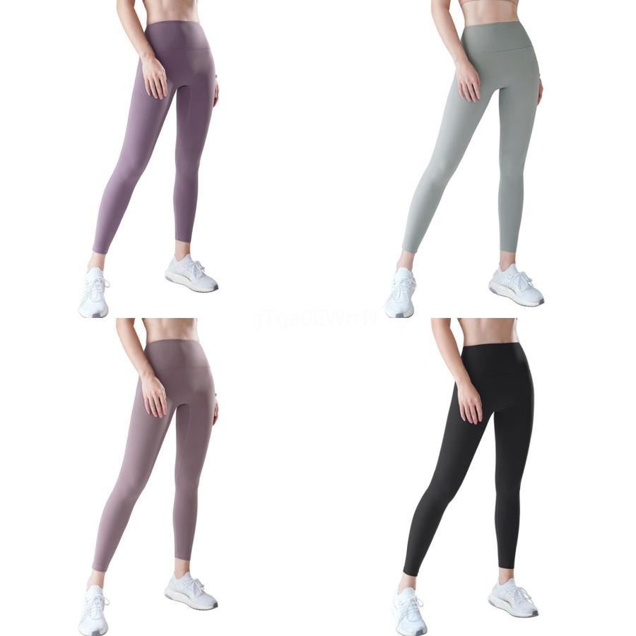 2020 Yeni Stil Bayan Igh Bel Tozluklar Dener Sportwear Seksi İnce Skinny Jogger Legging Jegging Elastik Pancil Pantolon # 896