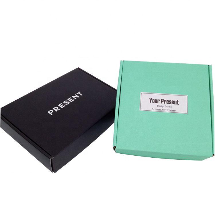 personalizzato ondulato colorato stampa di scatole di Android TV infilare set mailer imballaggio top box e cartone di spedizione all'ingrosso