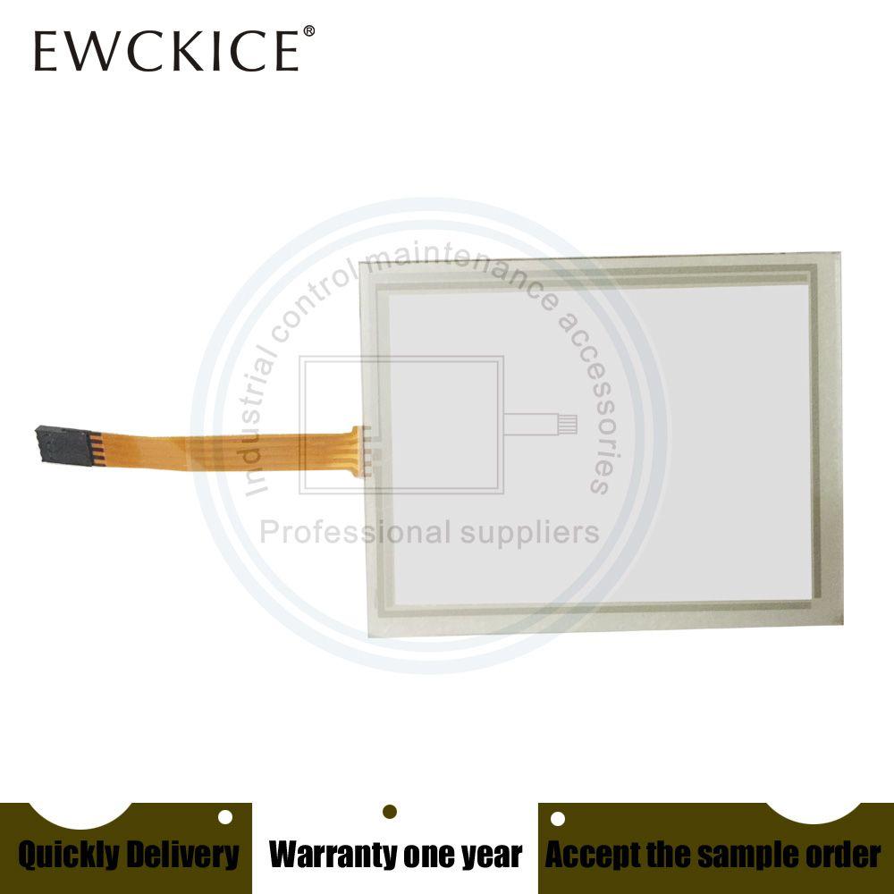 Original NEW 80F4-4110-58096 PLC HMI Industrie-Touch-Screen-Panel-Membran-Touchscreen