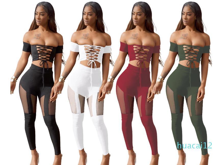 Women's Clothin Fashion Sport Suits Women's Top Sweatshirt+Pants Two Piece Set Panelled stripe Tracksuits Women Active Hoodies Sweatshir