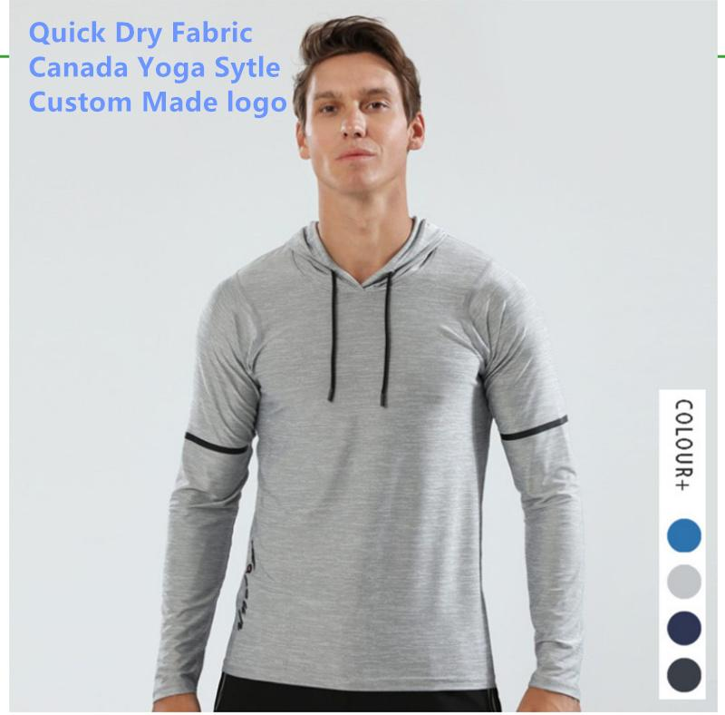 Mens Canana Yoga Clothes Custom Made Logo Breathable Tees Mans Hoddies Designer T Shirts Joggings Running Sports Fitness T Shirts White T Shirts With Designs Cloth T Shirt From Winbest88 17 78 Dhgate Com