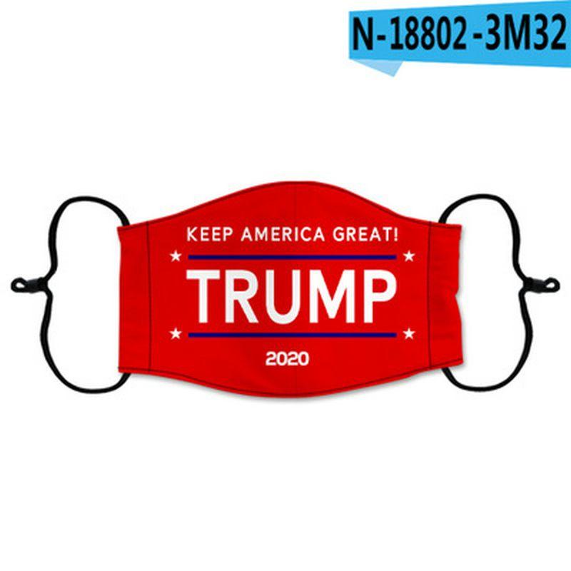 Seçim Koruma Moda Yüz Maskesi Tasarımcı Tasarımcı Yüz Maske Bize Cumhurbaşkanlığı Yüz Maskeleri Aqua Bireysel Trump Bize wFPbE Maske Ambalajlı