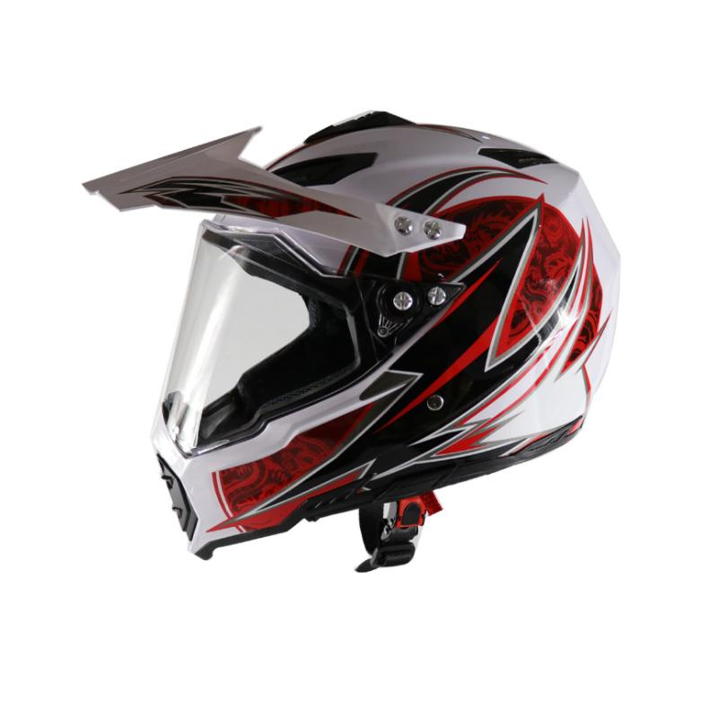 Hot sales off-road helmets bike downhill racing mountain full face helmet carmoto motorcycle moto cross casco casque capacete