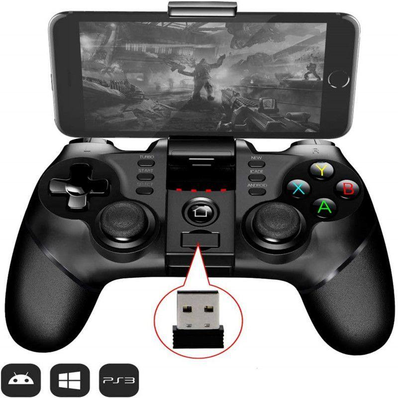 Bluetooth 2 4g Wireless Game Controller For Android Ios Mobile Phone Windows Laptop Wireless Game Console Joystick Gamepad Twireless Gaming Controller Best Games For Controller Pc From Highqualit02 43 61 Dhgate Com