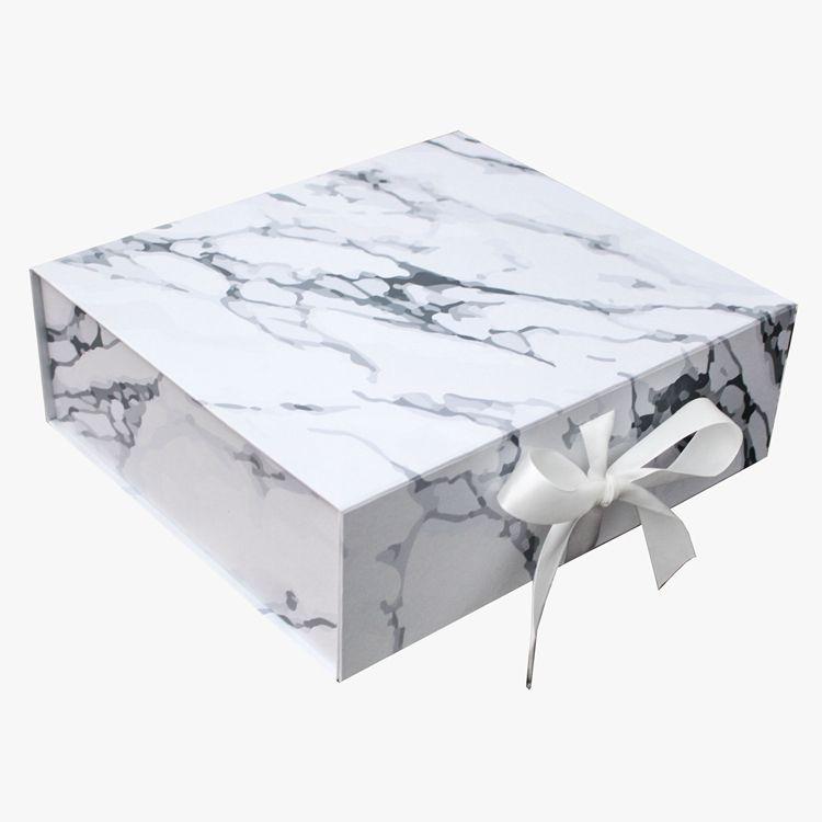 تخصيص الكرتون ورقة مربع مخصص الصلب كرتون هدية تغليف صندوق مغناطيس