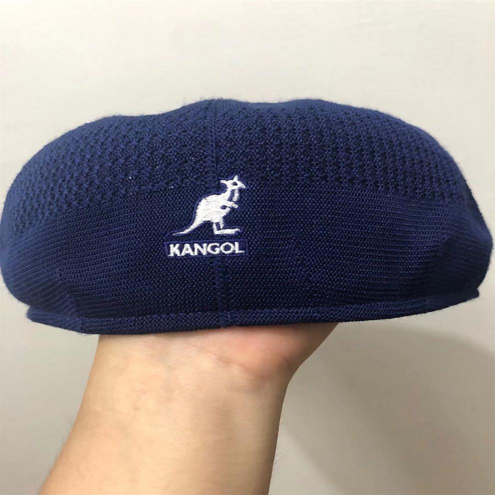 kLGzw hombres invierno cubo tejidos clásicos vaquero ganadero Aire libre capsula los sombreros, bufandas guantes KANGOL Fedora con el jazz estilo unisex de la mujer sombrero