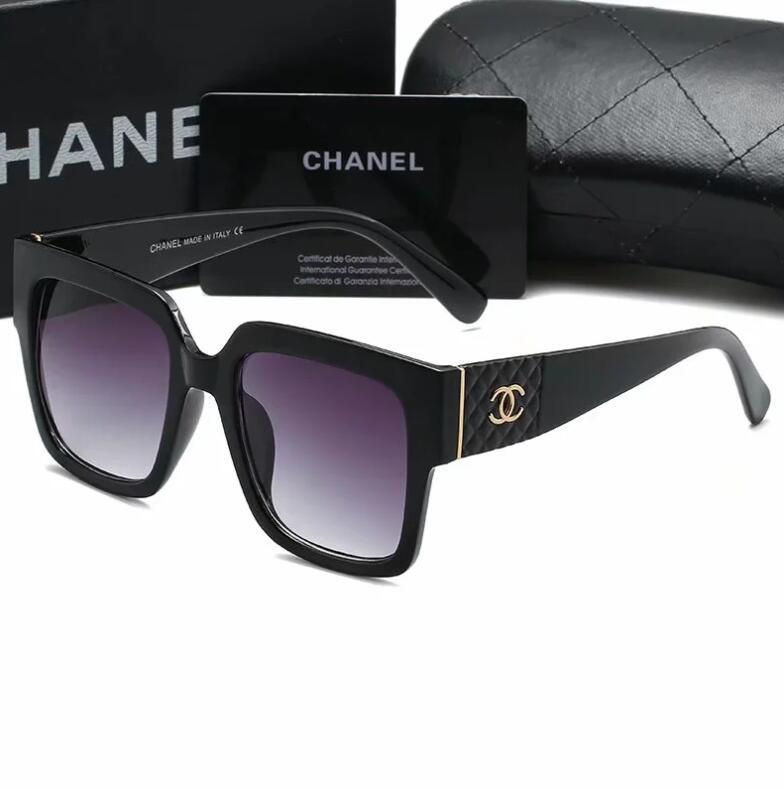 2020 Luxury Desinger Occhiali da sole quadrati con Stamp UV400 Full frame occhiali da sole per Accessori di moda delle donne degli uomini di alta qualità 2353