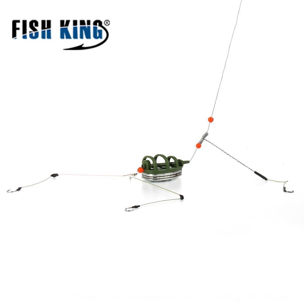 Fish Fish hih-power Cross rod gear high-powered cross- ing rod with bait cage barking hook Luya hook fishing gear