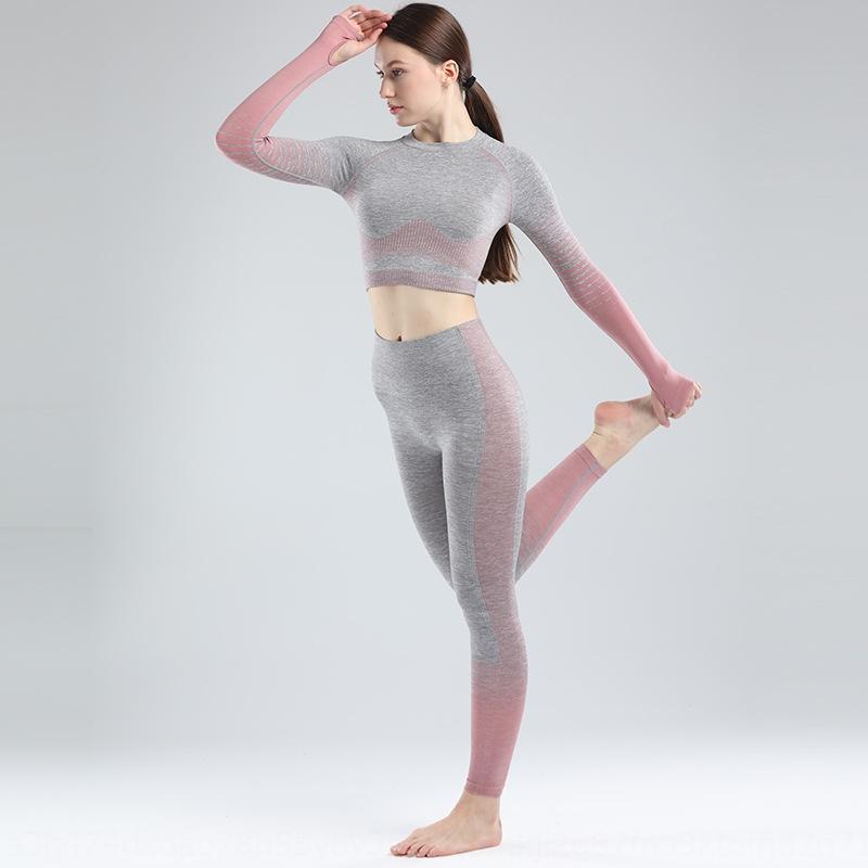 'porta de correr mulheres eamle' Running tretch mulheres levantamento hip yoga trecho levantamento terno sem emenda do quadril yoga s terno fitne U581g