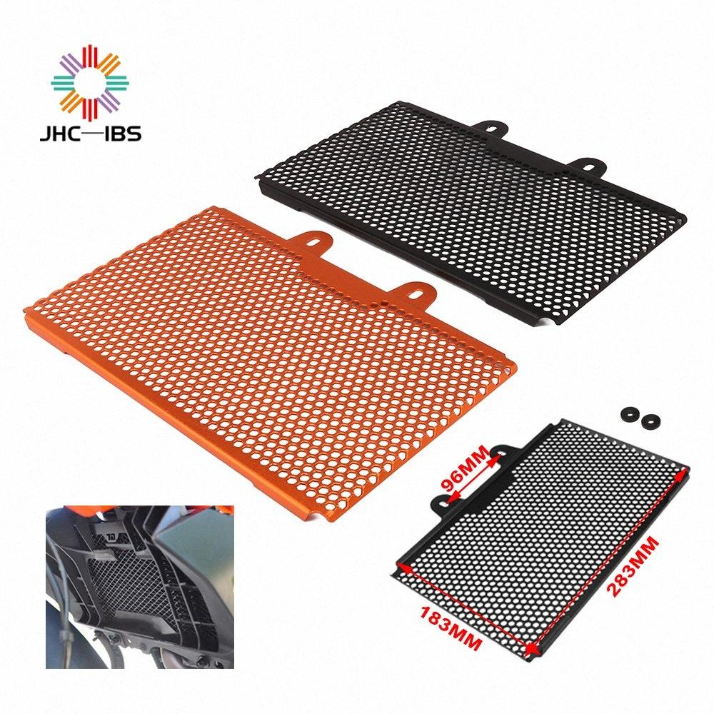 Motorcycle Aluminum Engine Cooling Accessories Radiator Guard Protector Cover For Duke 390 2017 2018 Mpkj#