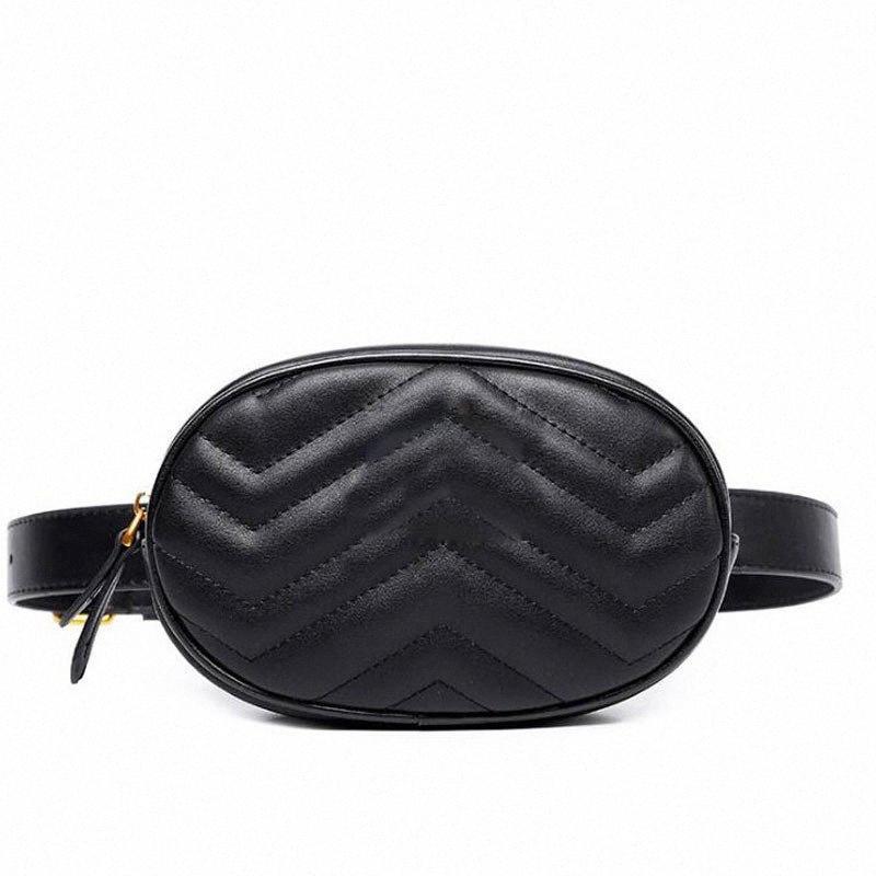 Mujeres de los bolsos Bolsa de cintura Fanny PacLadys Belt Bolsas para mujer del pecho del hombro del bolso del monedero del bolso tyGp #