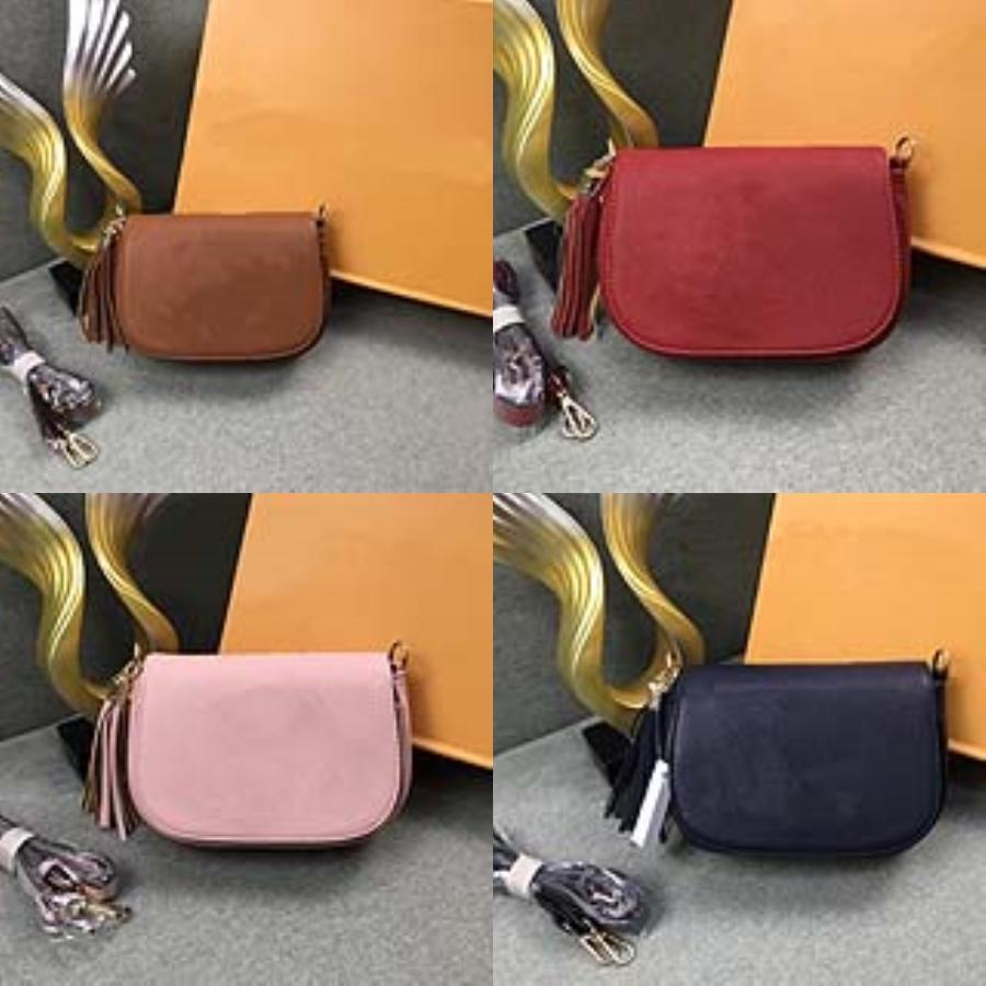 Designer- simple de cuero suave de pequeñas bolsas de las mujeres bolso Messenger coreanos del Flap señoras de teléfono monederos y bolsos ZM0448 # 552