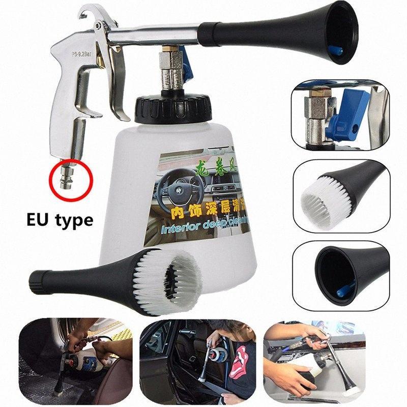 100ml auto idropulitrice lavaggio Neve Gun Car Foamer Acqua schiuma di pulizia della pistola acqua spruzzatore Accessori UE Tipo XNC HU0j #