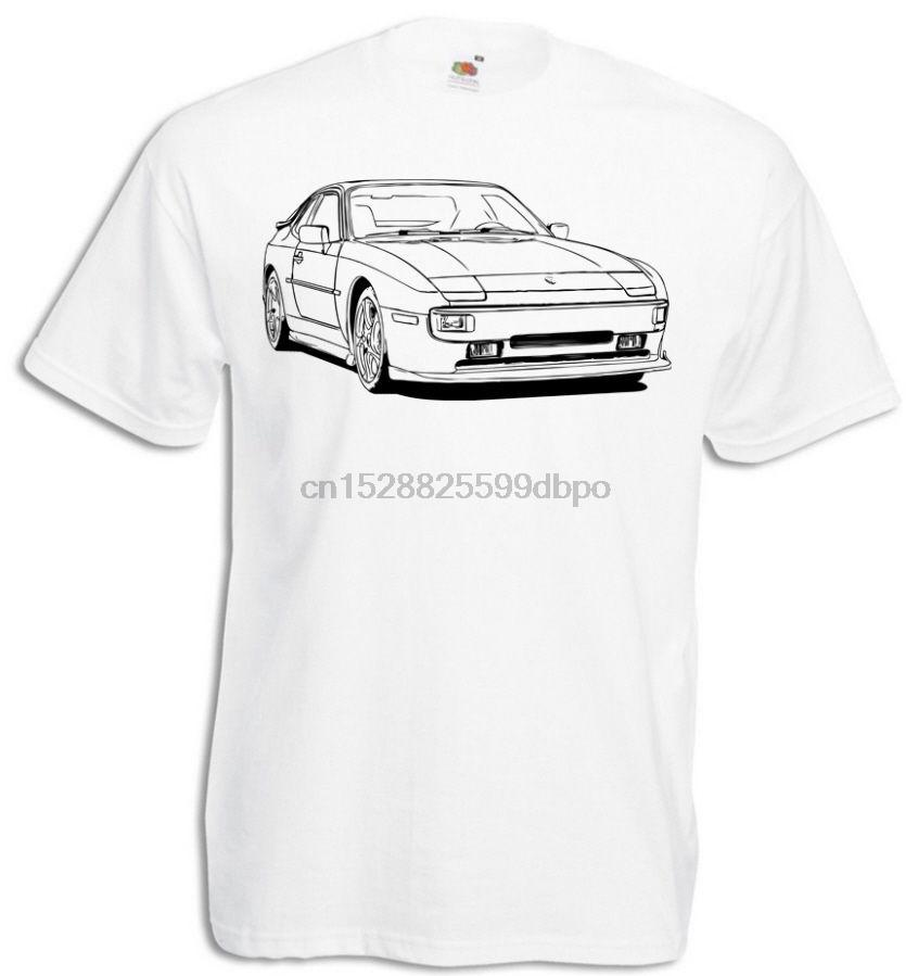 2020 New Men Hip Hop Camiseta T Shirt 944 Car Magro Camiseta Verão