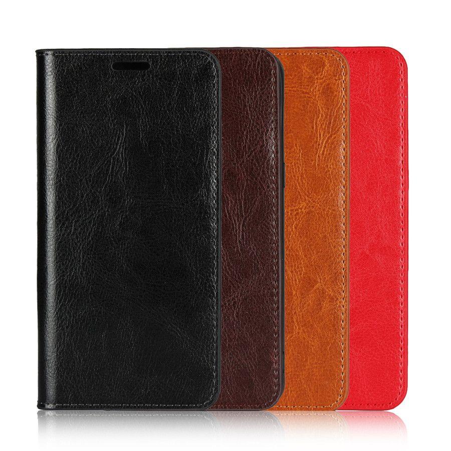 New Leather flip Carteira de telefone Capa Para Iphone 11 pro Max slot XS Max / XR X 8/7/6 Plus com cartão